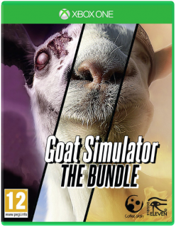 Диск Goat Simulator: The Bundle [Xbox One]