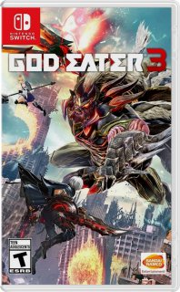 Диск God Eater 3 (US) [NSwitch]