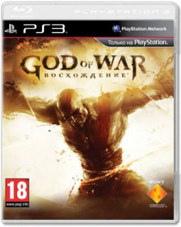Диск God of War: Восхождение (Б/У) [PS3]