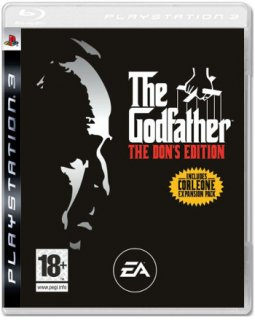 Диск Godfather Don's Edition (Б/У) [PS3]