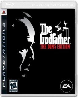 Диск Godfather Don's Edition (US) (Б/У) [PS3]