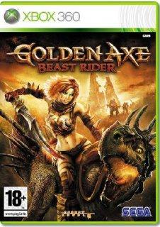 Диск Golden Axe: Beast Rider (Б/У) [X360]