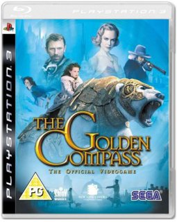 Диск The Golden Compass [PS3]