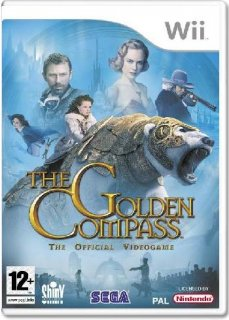 Диск The Golden Compass [Wii]