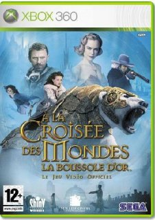 Диск The Golden Compass [X360]