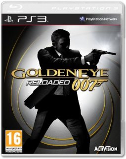 Диск GoldenEye 007: Reloaded (Б/У) [PS3]