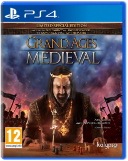 Диск Grand Ages Medieval - Limited Special Edition [PS4]