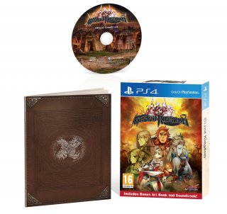 Диск Grand Kingdom - Launch Edition (Б/У) [PS4]