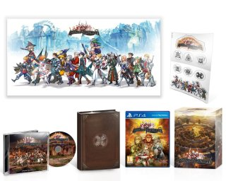 Диск Grand Kingdom - Limited Edition [PS4]