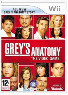 Диск Greys Anatomy [Wii]