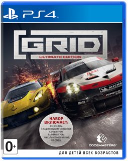 Диск Grid (2019) - Ultimate Edition [PS4]