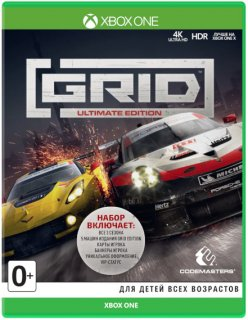 Диск Grid (2019) - Ultimate Edition [Xbox One]