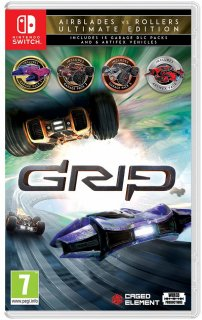 Диск GRIP Combat Racing - Rollers Vs Airblades Ultimate Edition [NSwitch]