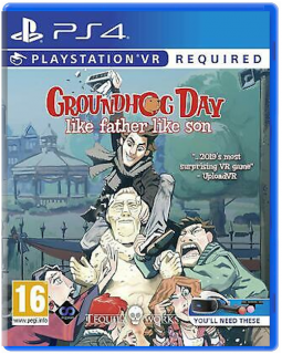 Диск Groundhog Day - Like Father Like Son [PSVR]