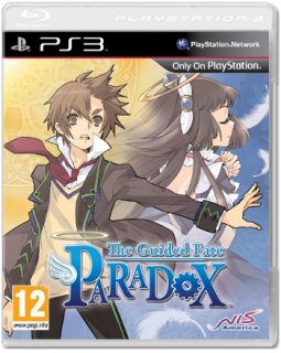 Диск Guided Fate Paradox (Б/У) [PS3]