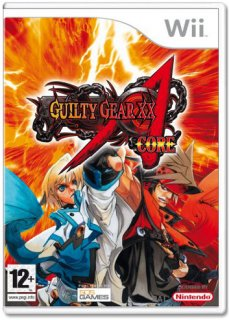 Диск Guilty Gear Core [Wii]