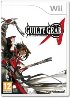 Диск Guilty Gear XX Accent Core Plus [Wii]