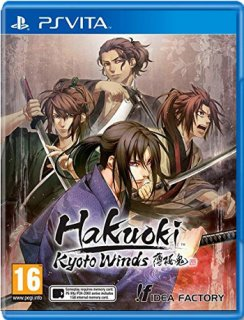 Диск Hakuoki: Kyoto Winds [PS Vita]