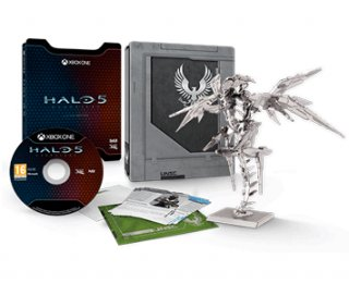 Диск Halo 5: Guardians - Limited Edition (Б/У) [Xbox One]