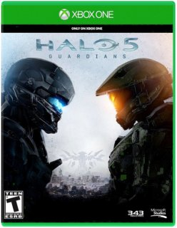 Диск Halo 5: Guardians (US) [Xbox One]