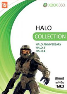 Диск Halo Collection [X360]