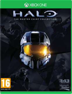Диск Halo: The Master Chief Collection [Xbox One]