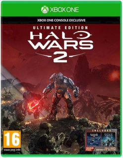 Диск Halo Wars 2 - Ultimate  [Xbox One]