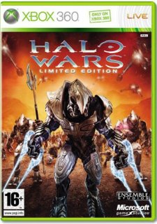 Диск Halo Wars Limited Edition [X360]