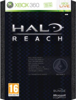 Диск Halo: Reach. Limited Edition [X360]