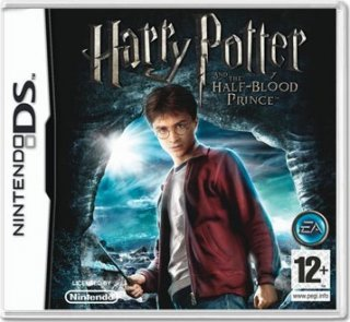 Диск Harry Potter and the Half-Blood Prince [DS]