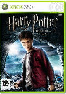 Диск Harry Potter and the Half-Blood Prince [X360]