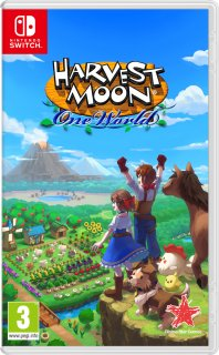 Диск Harvest Moon: One World [NSwitch]