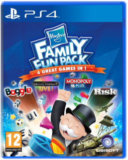 Диск Hasbro Family Fun Pack [PS4]