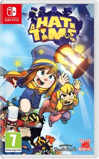 Диск A Hat in Time [NSwitch]