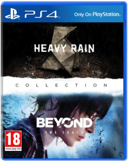 Диск Heavy Rain & Beyond Two Souls Collection [PS4]