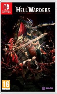 Диск Hell Warders [NSwitch]