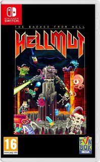 Диск Hellmut: The Badass From Hell [NSwitch]