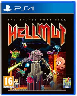 Диск Hellmut: The Badass From Hell [PS4]