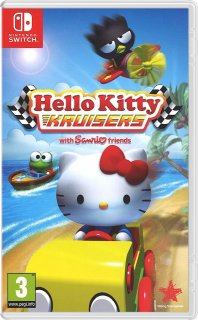 Диск Hello Kitty Kruisers [NSwitch]