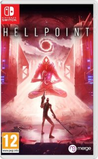 Диск Hellpoint [NSwitch]