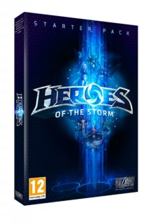 Диск Heroes of the Storm - Starter Pack [PC]