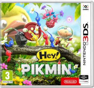 Диск Hey! Pikmin [3DS]