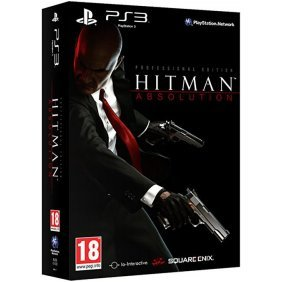 Диск Hitman Absolution Professional Edition (Б/У) [PS3]