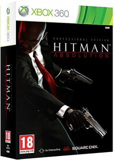 Диск Hitman Absolution Professional Edition (Б/У) [X360]