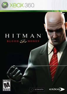 Диск Hitman: Blood Money [X360]