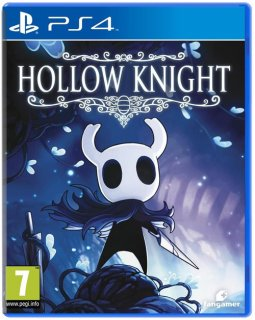 Диск Hollow Knight [PS4]