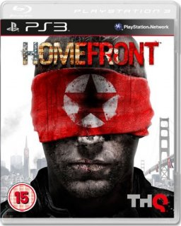 Диск Homefront [PS3]