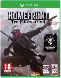 Диск Homefront: The Revolution (Б/У) [Xbox One]