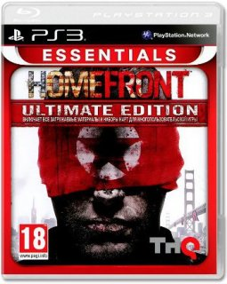 Диск Homefront Ultimate Edition [PS3]