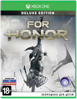 Диск For Honor - Deluxe Edition [Xbox One]